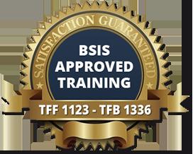 BSIS Certified